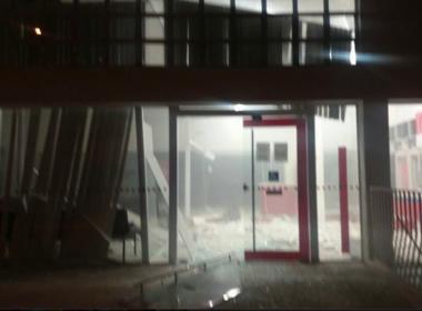 Remanso: grupo explode agências do Bradesco e BB; delegacia é alvo de disparos