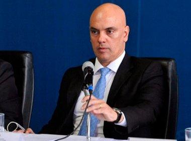 Com promessa de celeridade, sabatina de Moraes no Senado deverá ser no dia 8 de março