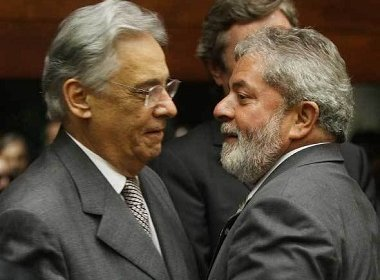 FERNANDO HENRIQUE VAI DEPOR A FAVOR DE LULA?