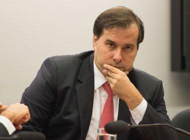PF conclui inquérito e acusa Rodrigo Maia de corrupção passiva e lavagem de dinheiro