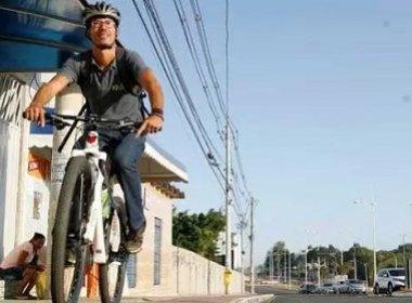 Funcionários da prefeitura que pedalarem até o trabalho ganharão folga mensal