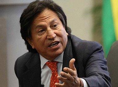 Peru oferece R$ 95 mil a quem ajudar na captura do ex-presidente Alejandro Toledo
