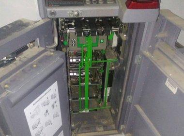 Caixa eletrônico do Bradesco é arrombado em Aracatu