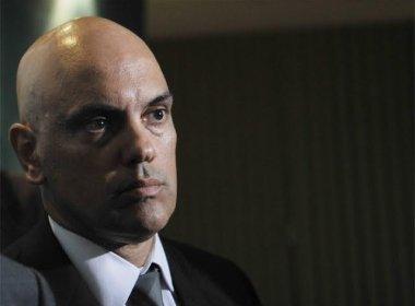 Após denúncia de plágio, deputado pede investigação sobre obra de Moraes à PGR