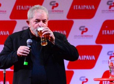 Lula lidera intenções de voto para eleições presidenciais de 2018 no 1º e 2º turnos