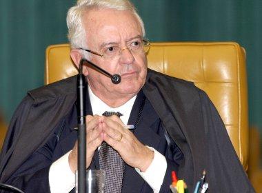 Jurista Carlos Velloso deve rejeitar convite para comandar Ministério da Justiça