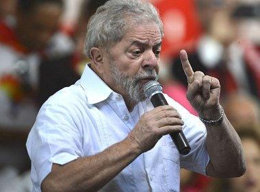 'O PT vem sendo destruído desde 2005', aponta Lula em vídeo para eleições internas da sigla