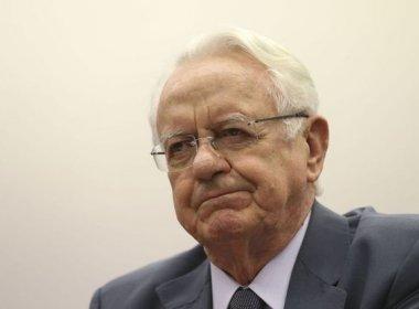 Carlos Velloso recusa convite de Michel Temer para ser ministro da Justiça