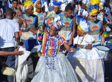 Com 43 Carnavais de história, Comanches do Pelô se apresenta no Fuzuê