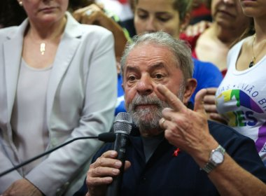 PT aumenta exposição de Lula na TV para consolidar ex-presidente para 2018