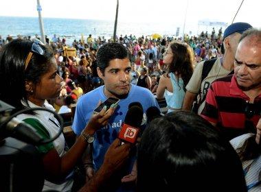 Carnaval sem cordas é tendência 'irreversível', avalia Neto