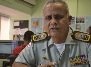 Comandante-geral da PM promete 'tolerância zero' na entrada de foliões no Carnaval