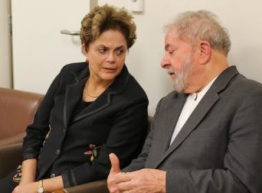 PF pede denúncia contra Lula e Dilma por 'embaraço ao avanço' da Lava Jato
