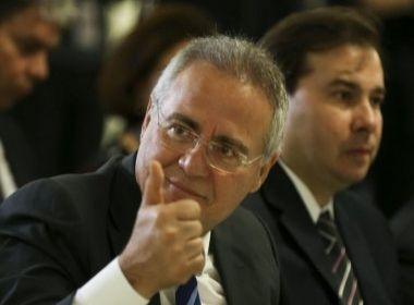 Renan articula mudança na forma de escolha do procurador-geral da República