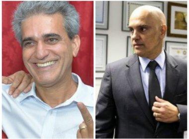 'É meio que sexo explícito para o abafa da Lava Jato', reclama Robinson sobre Moraes no STF