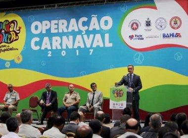 Para Rui, soltura imediata de presos pode aumentar delitos de reincidentes no Carnaval