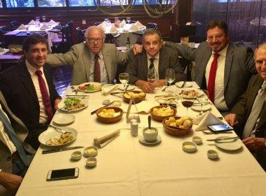 Sem convidar Nilo, PSL discute pedir mais espaço a Rui Costa no governo