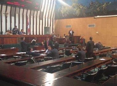 Com polêmica sobre relatoria, AL-BA aprova projeto que cria Fundo Penitenciário