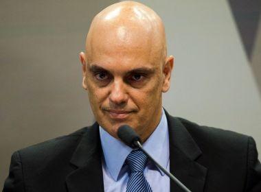 Alexandre de Moraes é aprovado pelo plenário do Senado por 55 votos a 13