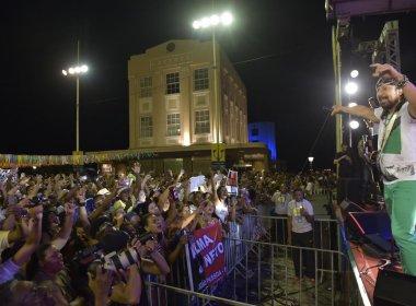 Público destaca segurança em abertura do Carnaval, mas sente falta de trio elétrico