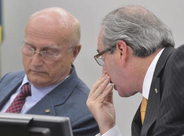 Novo ministro da Justiça defendeu anistia de Eduardo Cunha na Câmara dos Deputados
