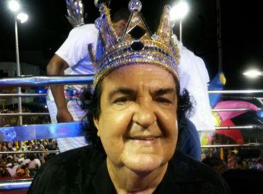 Rei do 'Mascarados', Paulinho Boca diz ser contra bloco e camarote: 'Apartheid'