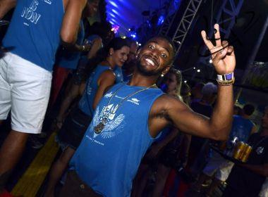 Nego do Borel curte carnaval em Salvador pela primeira vez: 'Maravilhoso'