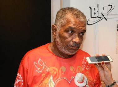 Nelson Rufino critica atenção ao samba: 'Ainda tem um pouco de falta de respeito'