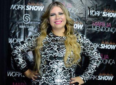 Marília Mendonça estreia no Carnaval de Salvador com apresentação em camarote