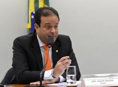 Temer retira André Moura da liderança do governo; demissão foi feita por telefone