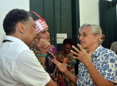 Caetano confere show de filho e de Gil no Pelô; artista se solidariza a Márcia Castro