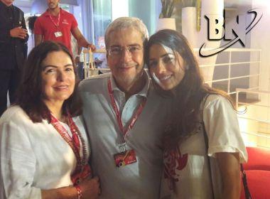 Imbassahy revela que Michel Temer veio para a Bahia sob sua influência