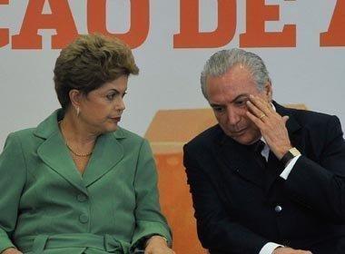 PROCESSO CONTRA DILMA E TEMER NO TSE NÃO VAI DIVIDIR A CHAPA