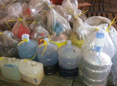 'Príncipe maluco': Prefeitura apreende 308 litros da bebida no Carnaval