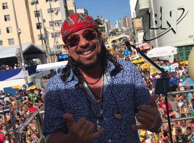 Bell celebra último dia do Carnaval e agradece apoio dos fãs: 'Uma emoção que me move'