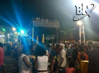 Trio de Moraes Moreira quebra mais uma vez no Carnaval