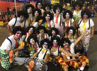 Ivete Sangalo se fantasia e pula Carnaval na pipoca: 'Que farra boa'