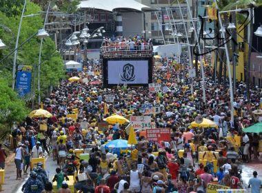 Psirico e Daniel Vieira encerram arrastão no circuito Dodô