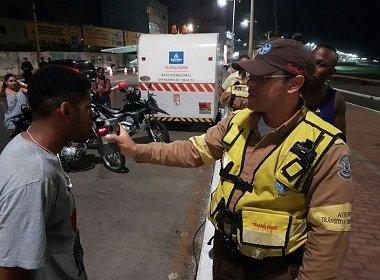 Operação Lei Seca registra aumento de 30% de notificações em relação ao Carnaval passado