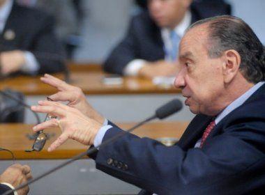 Aloysio Nunes é novo ministro das Relações Exteriores