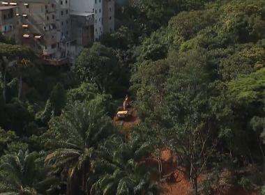 Prefeitura apreende máquinas usadas para desmatamento em São Marcos