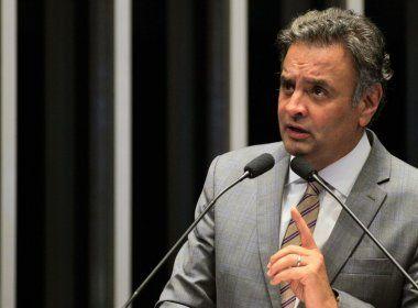 Aécio terá que prestar esclarecimentos sobre doação da Andrade Gutierrez