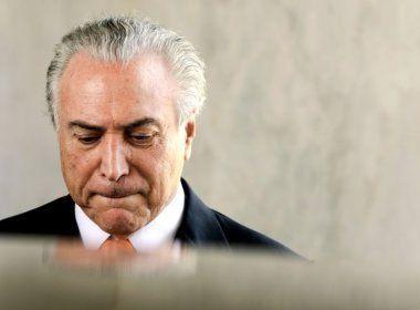 Juiz autoriza envio de todas as perguntas de Eduardo Cunha a Michel Temer