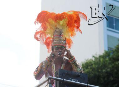 Santinha, de Leo Santana, é eleita música do Carnaval na Pesquisa Bahia Folia