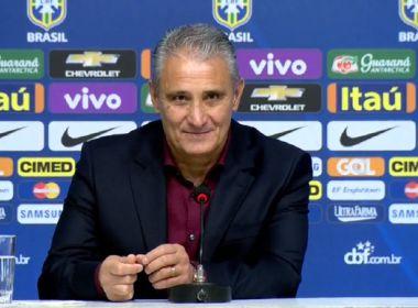 Com Diego Souza, Tite convoca Seleção para partidas contra Uruguai e Paraguai