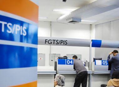 Saques do FGTS inativo começam na próxima sexta-feira
