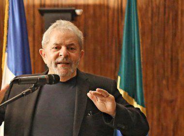 Lula rascunha plano econômico caso seja candidato em 2018, afirma coluna