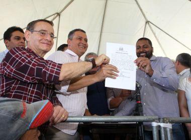 Seabra: Barragem de Baraúnas será construída; investimento é de R$ 92 milhões