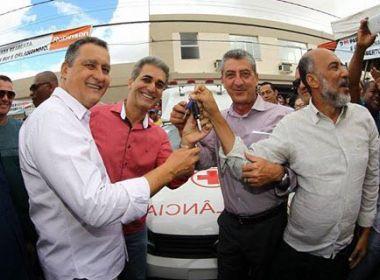 Hospital em Cruz das Almas é reaberto neste sábado durante visita de Rui Costa