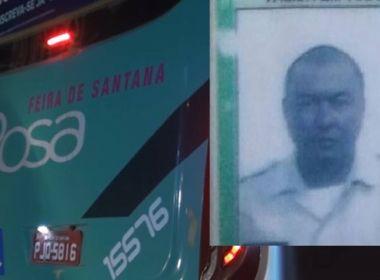 Policial militar é morto durante assalto a ônibus em Feira de Santana